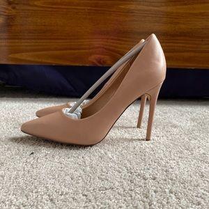 Lulu's Nude Heels